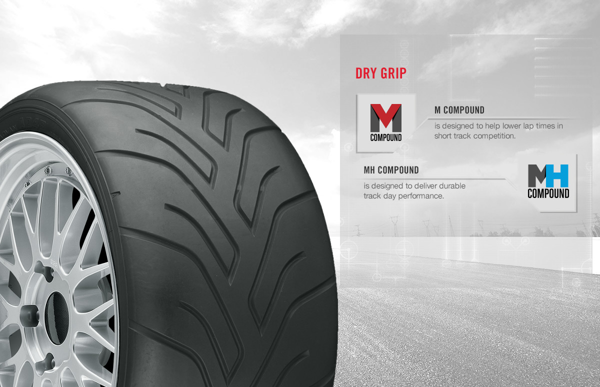 Yokohama ADVAN A048 tire benefits